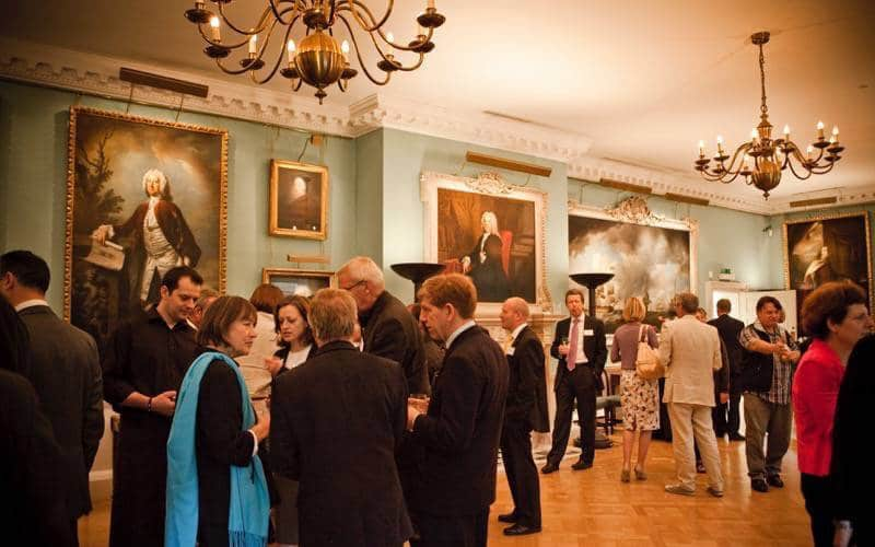 An event organised by The Business Narrative at The Foundling Museum