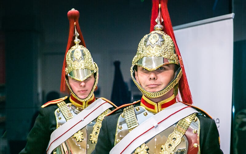 Household Cavalry Museum Autumn Party