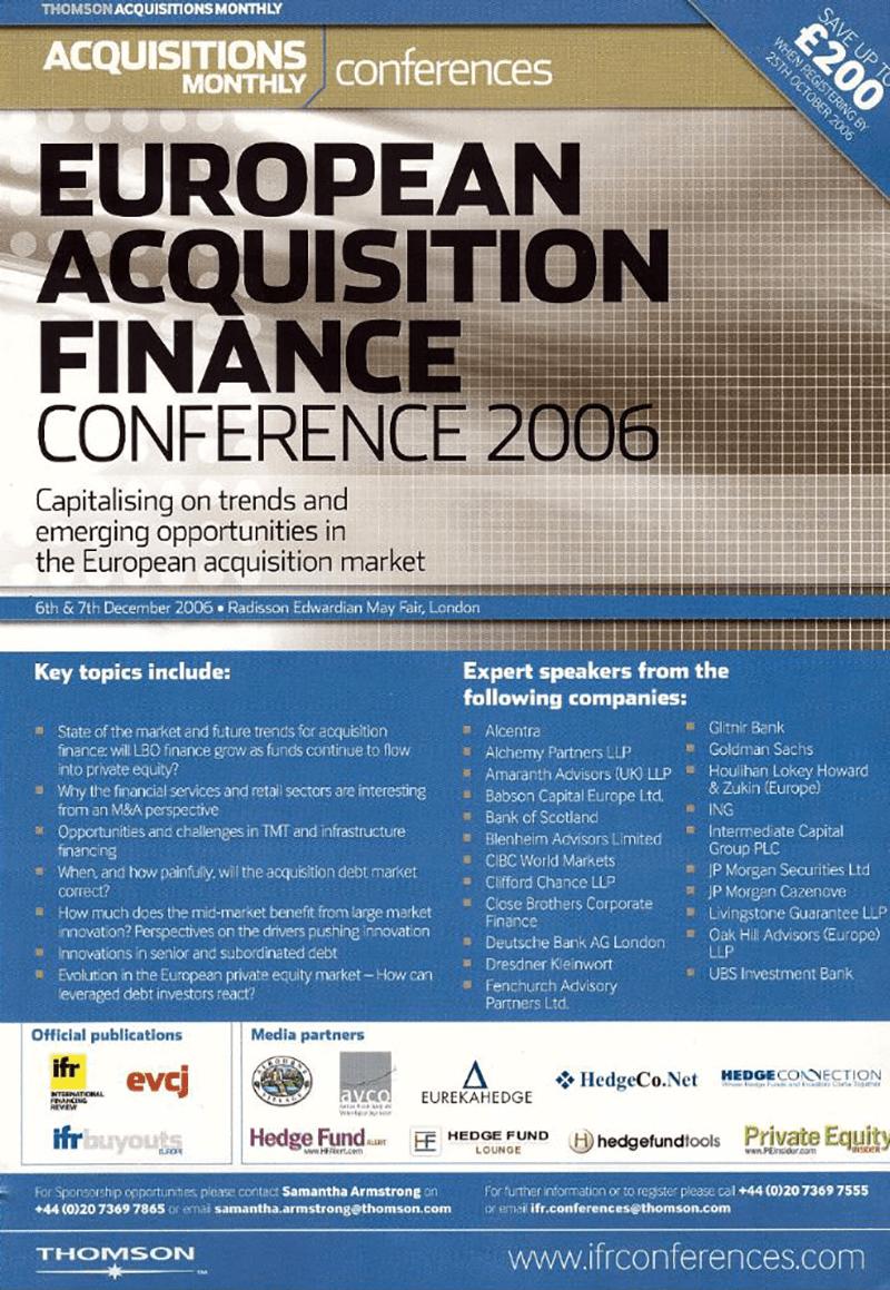ACQF brochure 2006