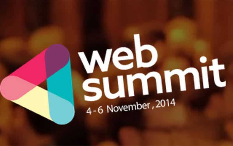Web Summit 2014 – technology and serendipity