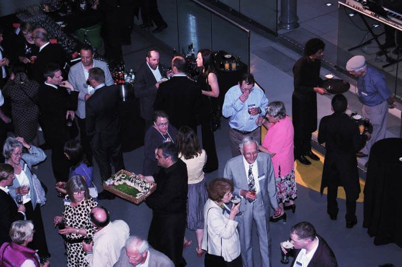 London Transport Museum Reception, organised by The Business Narrative