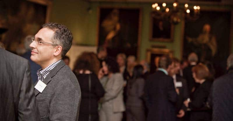 Foundling Museum Cocktails, organised by The Business Narrative