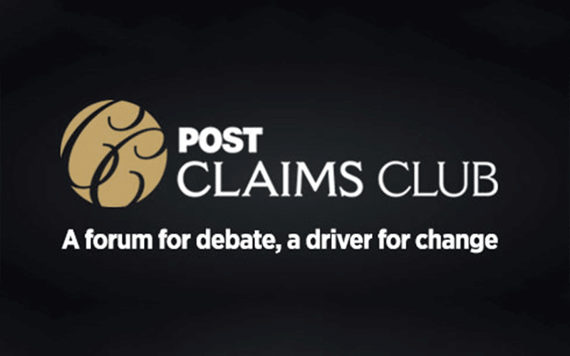 Post Claims Club logo