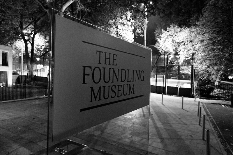Fintech Reception at Foundling Museum