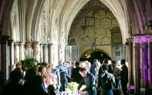Canapes and Private Tours at Westminster Abbey