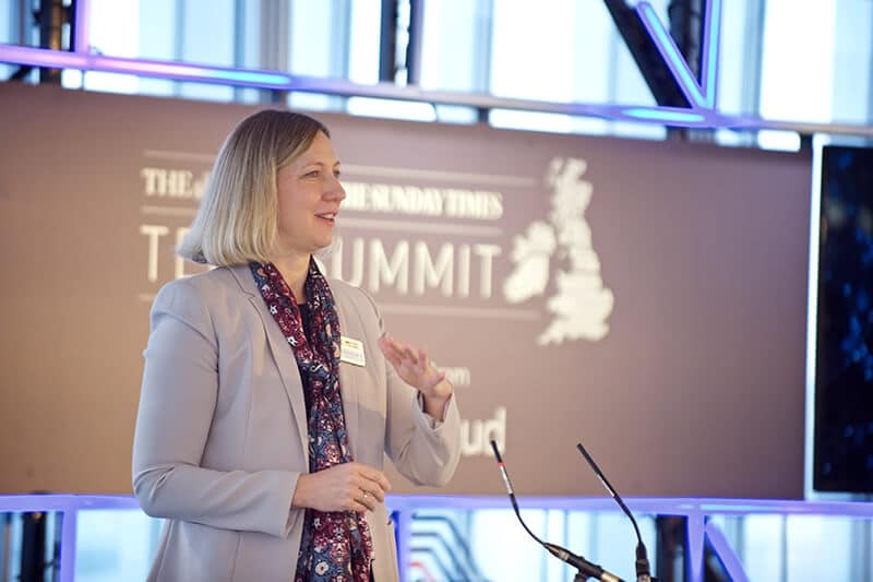The Times/Sunday Times Inaugural Tech Summit, London, November 2017